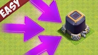 Clash of Clans - Fastest and Quickest Way to Farm Dark Elixir! DE Farm Guide TH8-10