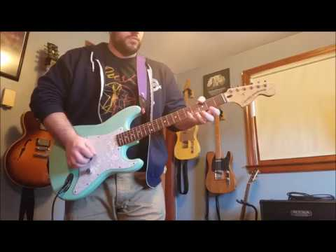 Blink 182 - M&Ms Guitar Cover