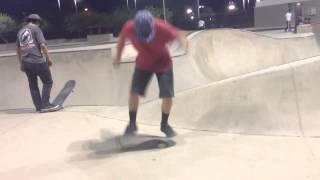 THE SHOVE IT VARIATIONS SKATE SUPPORT