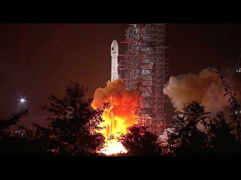 China Launches Communications Satellite for Algeria
