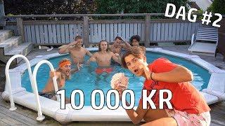 DEN SOM SIST LÄMNAR POOLEN VINNER 10 000 KR