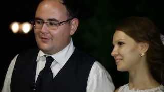Отзыв о свадьбе  Тимур и Юля 28 07 15г  Белый Берег