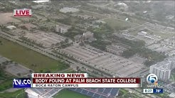 Body found on Palm Beach State College's Boca Raton campus