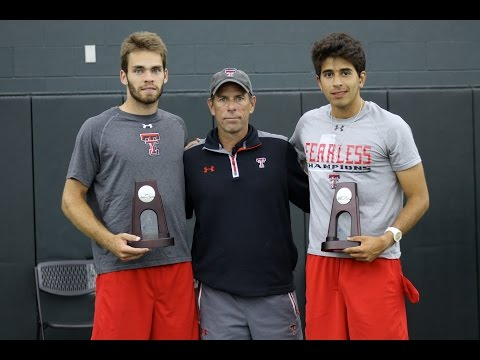 Men's Tennis Duo Finishes National Runner-Up in NCAA Doubles
