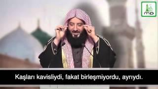 Peygamberimiz Hz. Muhammedin (s.a.v.) Dış Görünümü, Yüzü, Gözleri, Saçı Nasıldı? (1. Bölüm)