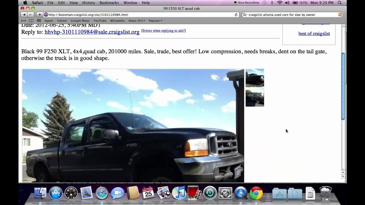 Billings Cars Trucks Craigslist Autos Post