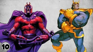 Top 10 Super Villains Who Think They