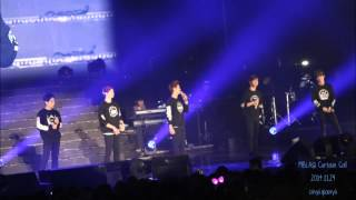 mblaq curtain call if you come into my heart audio only 20141129