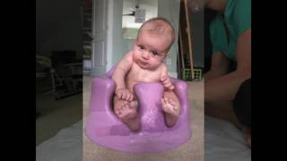 How To Help Baby Learn To SIT UP