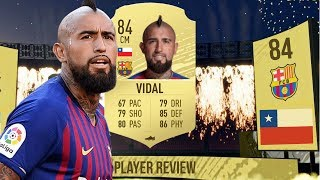 """Arturo vidal review is he better than pogba in fifa 20 ?i hope you enjoyed the videotell me on comment below what do wanna see nextdon""""t forget to s..."""