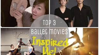 3 BALLET MOVIES INSPIRED ME + Giveaway! | effortlessruth Thumbnail