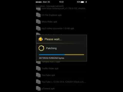 install youtube apk without google play services