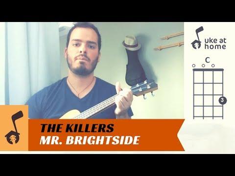 The Killers - Mr. Brightside   Ukulele Tutorial