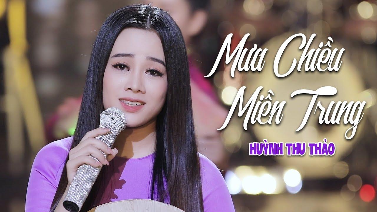 Mưa Chiều Miền Trung - Huỳnh Thu Thảo [MV Official]