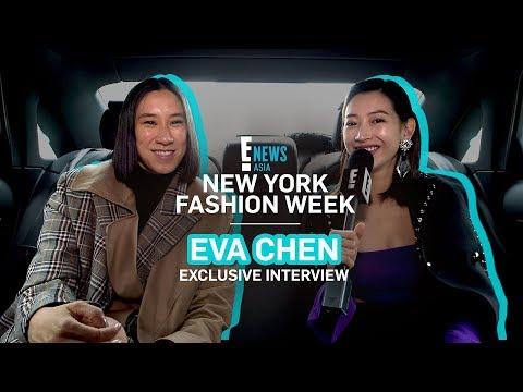 NYFW 2018 x EVA CHEN   E! VIP   E! News Asia