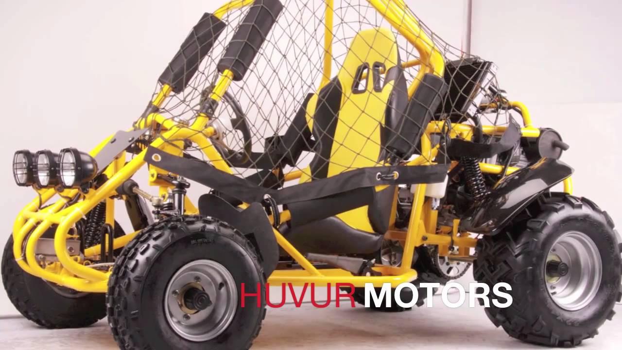 Best 2011 single seat 250cc Huvur Trail Killer Dune buggy Go Kart ...