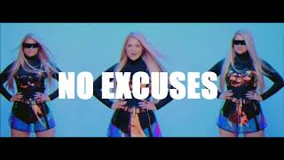 Meghan Trainor, Britney Spears & Nicki Minaj - No Excuses (Remix)