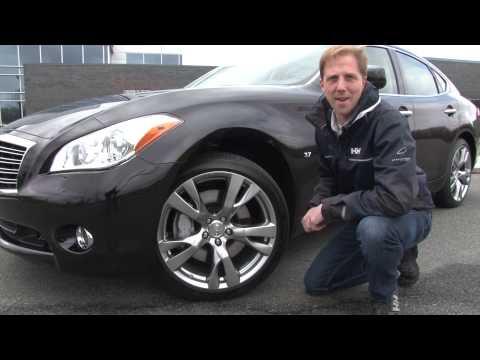 2014 Infiniti Q70 - TestDriveNow.com Review by Auto Critic Steve Hammes | TestDriveNow