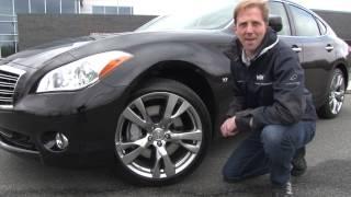 2014 Infiniti Q70 - TestDriveNowcom Review by Auto Critic Steve Hammes