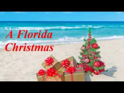Florida Christmas.A Florida Christmas Original Song