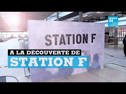 """""""Station F va augmenter le niveau des startups en France"""" : Interview Roxanne Varza"""