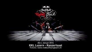 Red Bull Flying Bach 2014 im KKL Luzern