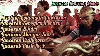 Download Kumpulan Gending Lancaran Laras Slendro