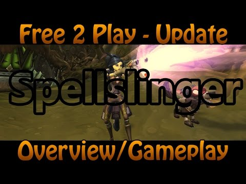 WildStar F2P – Spellslinger – Overview/Gameplay