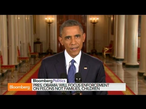 Obama to Congress: Pass an Immigration Bill