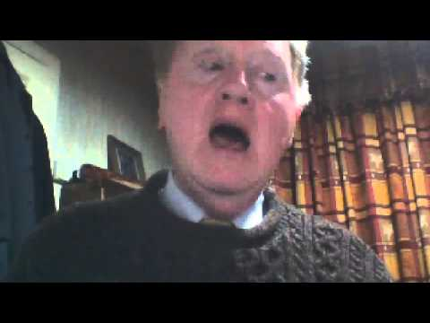 There's  A  Time  To  Remember......sung  by  Richard  Carney, Claremorris, Co  Mayo.