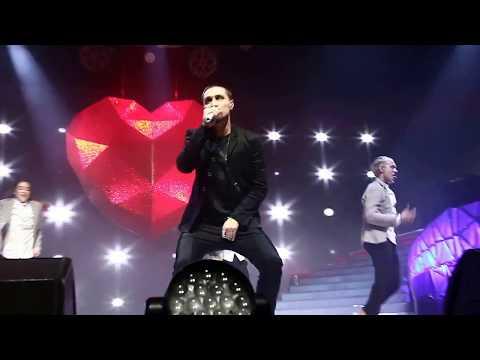 Дима Билан - Девочка не плачь - Big love show - 2018 - Санкт-Петербург -