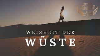 WEISHEIT DER WÜSTE - Kurzfilm-Nominee Cosmic Angel 2020