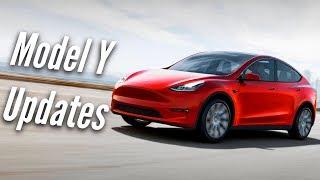 Tesla Updates the Model Y!