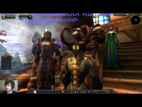 World Of Warcraft: Moonguard RP Racism and Golshire-Inn Brothel Tour