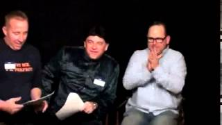 Vegas Comedian Don Barnhart Holds Table Reading Of The Interview In Defiance Of North Korean Threats