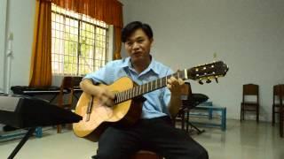 Guitar - Ngày xưa ơi - Sỹ Nhâm
