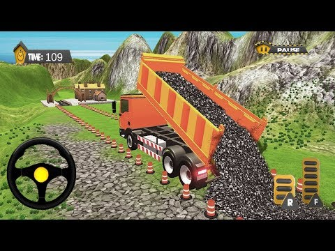 Highway Construction (by Gamesoft Studios) Android Gameplay [HD]