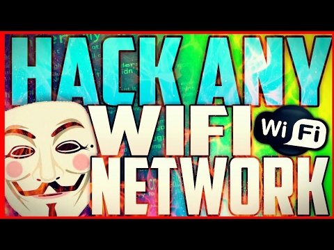 Hack Any Wifi From Android 2017 | 1000℅ Working!! (TESTED) /Free ...