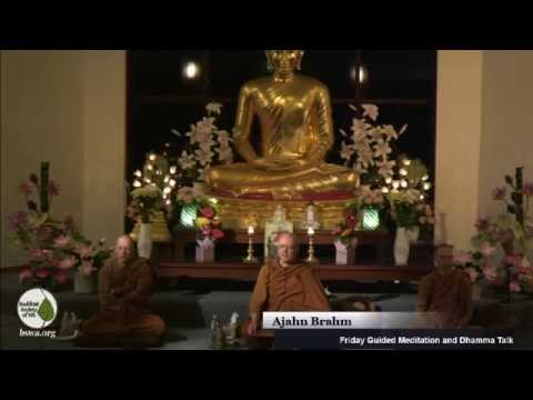 Different perspective on empathy | Ajahn Brahm | 15 Jul 2016