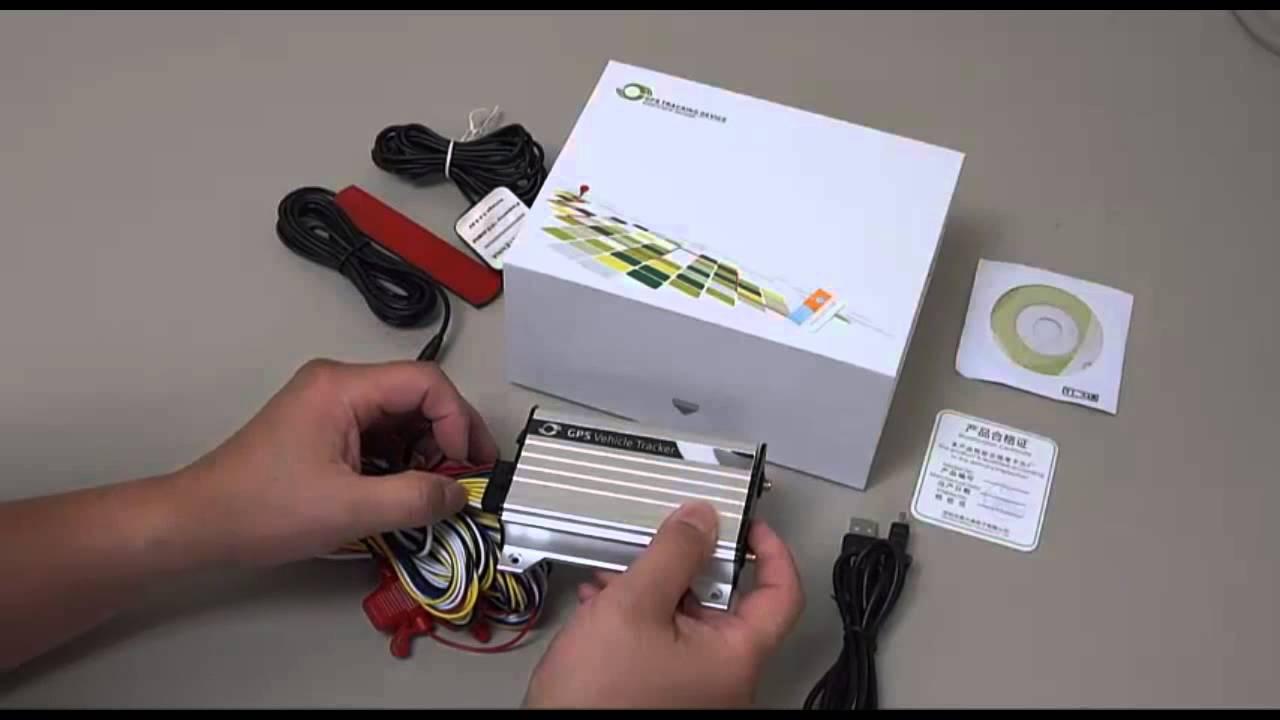 GPS Vehicle Tracker -- MVT380 Content