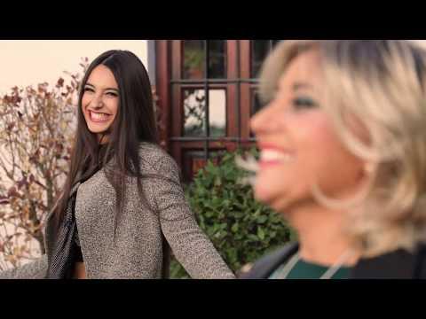 Sara Sae y Miriam Sae  versionando verde que te quiero verde ( Lorca)