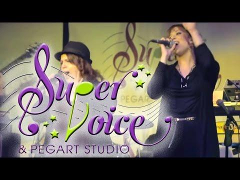 Suzana Brankovic i Andrea Radjenovic- You shook me  (Skola pevanja Super Voice)