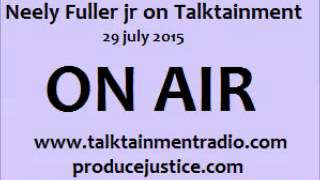 [1hr]Neely Fuller- Million Man March, LGBT movement & Work Rights | 29 July 2015