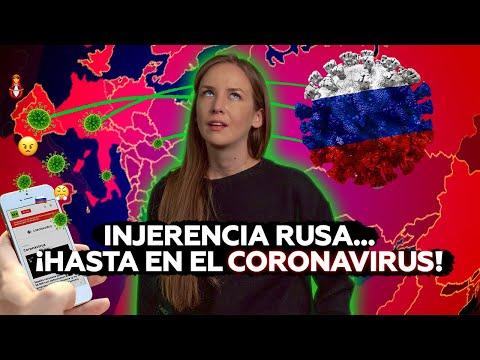 Rusia: la amenaza que potencia el coronavirus en Europa (según 'expertos' de la UE)