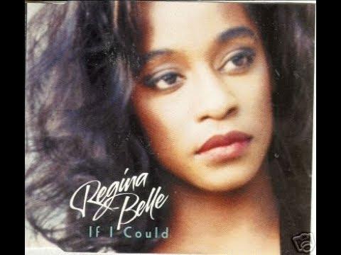 If I Ruled the World - Regina Belle