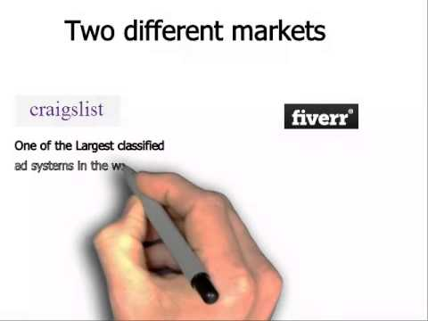 How To Use Fiver And Craigslist For Arbitrage