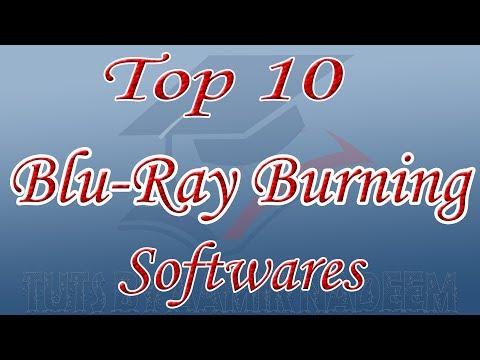 Top 10 best Blu-Ray Burning Software Tuts by Aamir Nadeem