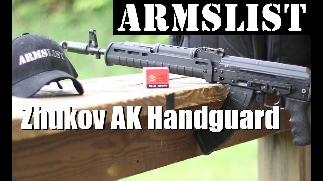 Magpul Zhukov AK47 Handguard