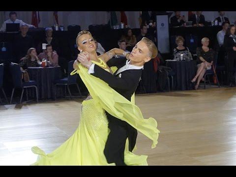 World DanceSport Federation /Dance Sport BC presents SnowBall Classic 2015 Part 4