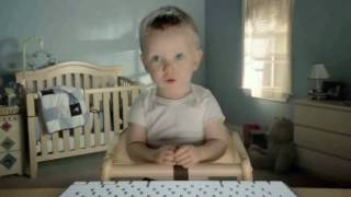 Best of E Trade Baby - Funniest ad ever!!!